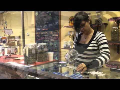 Maritime Cafe staff prepare for legal recreational pot sales
