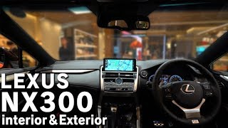 レクサスNX日本が誇る高級SUVこの質感とカッコよさが売れる秘訣か…内装外装ステキ!