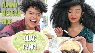 "MEXICAN FOOD MUKBANG! + ""Before we get married....??"""