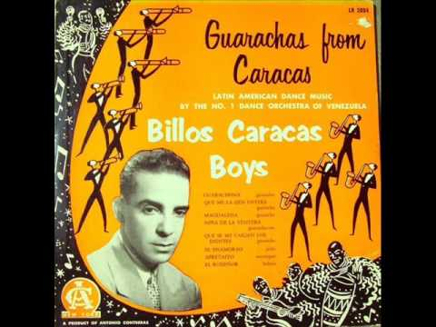 Orq. Billos Caracas Boys-Magdalena