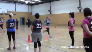 Victoria Police Fitness Test | July 2013 | Prime Motion Training