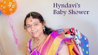 Hyndavi's Baby Shower - Seemantham Function - Los Angeles - USA