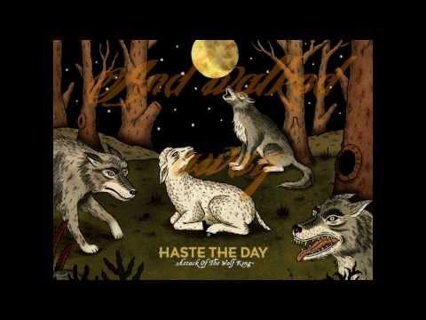 White As Snow- Haste the Day (lyrics on screen)