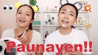 ILOCANO Make Up Challenge (with Angel Dei) LAPTRIP