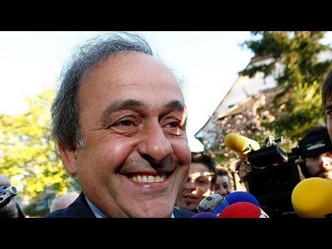 Michel Platini joue son va-tout au Tribunal Arbitral du Sport