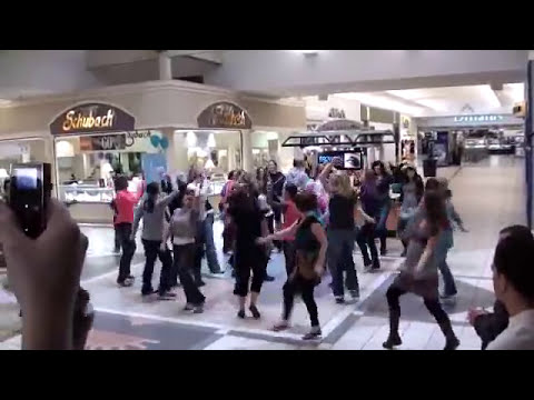 Footloose Flash Mob