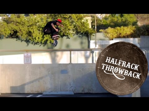Nick Tucker | Halfrack Throwback Ep. 9