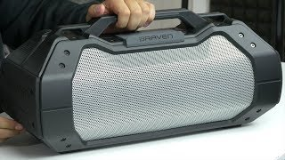 BIGGEST, BADDEST, LOUDEST Bluetooth Speaker!
