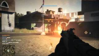 Battlefield Play4Free 2011.07.08 gameplay
