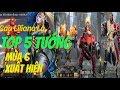 LIÊN QUÂN: 5 Tướng Mới Mùa 6 Xuất Hiện   Sau Liliana Là Top 5 Tướng Siêu Hot -Arena Of Valor thumbnail