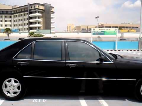 1999 mercedes benz s class s320 w140 for sale youtube for 1999 mercedes benz s500 for sale
