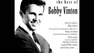 Watch Bobby Vinton Mr Lonely video