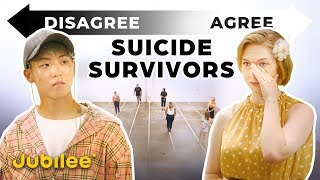 Do All Suicide Survivors Think The Same?