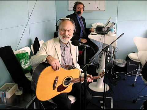 Roy Harper on Test Match Special (TMS) 1 of 4