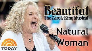 Carole King You Make Me Feel Like A Natural Woman From Welcome To
