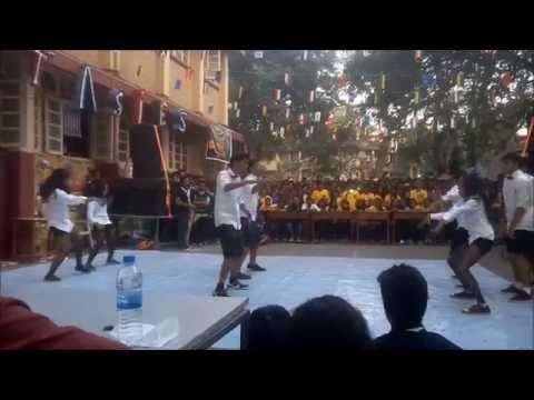 S.I.E.S. Street Dance (Runner Ups) 2014-2015