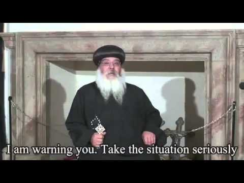 Coptic Bishop warning of Islam!