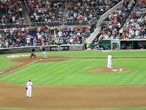 Matt Capps Strikes Out Troy Glaus 7/27/10 Video