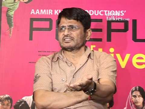 Raghubir Yadav: 'I'm a farmer too, I've ploughed my fields...'