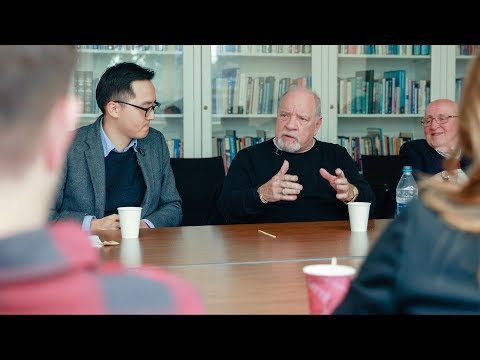 In The Room With Paul Schrader