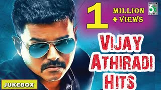 Vijay Hits  Athiradi Hits  Juke box