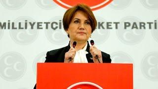Meral Akşener: Sorumluluk Almaya Hazırım