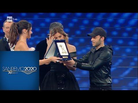 Sanremo 2020 - Le premiazioni