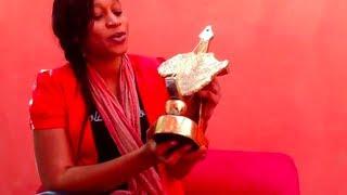 Aida Samb à Son Retour Des Kora Awards 2012