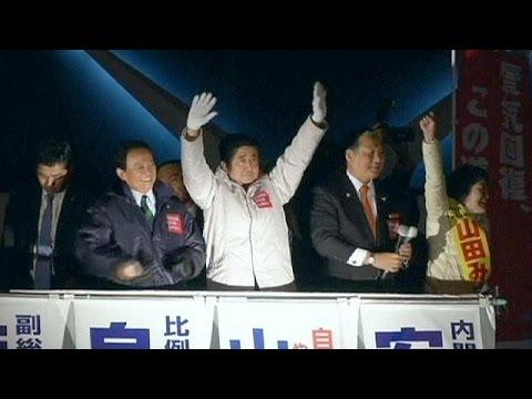 Neuwahlen: Japan stimmt über