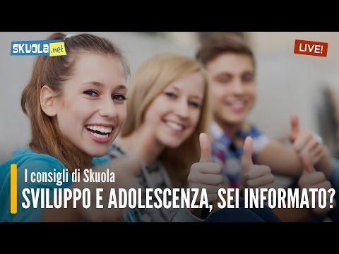 Sviluppo e adolescenza, sei informato?