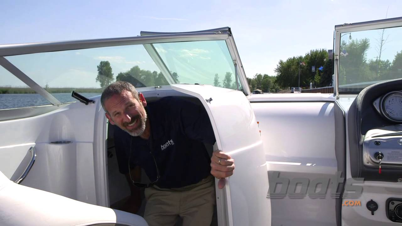2014 Cruisers Sport Series 259 Cuddy Cabin Boat Review