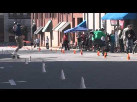 Run DMT Slalom