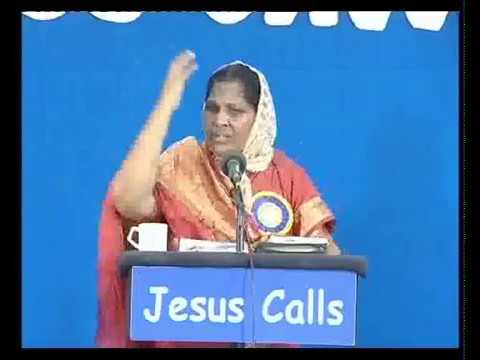 Jesus Calls - God's chosen people by Sis. Stella Dhinakaran
