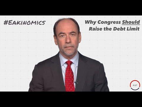 #Eakinomics: Why Congress Should Raise the Debt Limit