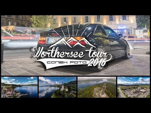 WÖRTHERSEE Tour  2016 ★ CONEK FOTO ★