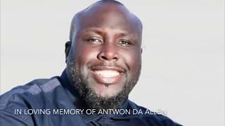 MOT. Men Of Tomorrow. In loving memory of Antwon DA Allen
