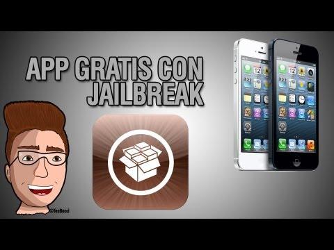 Scaricare App Gratis su iPhone (5.4S.4) iPod.iPad con Jailbreak