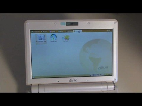 Asus Eee PC 901 Netbook Review