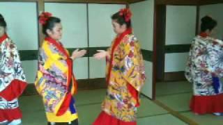 沖縄民謡ー上等小節(踊り付).mpeg