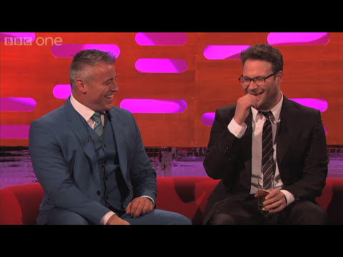 Seth Rogen talks about his 'Bound 2' parody - The Graham Norton Show: Episode 4 - BBC One