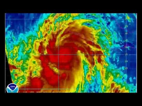 Patricia Becomes Strongest Hurricane Ever Recorded, Will Slam Into Mexico Today