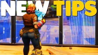 5 Fortnite Battle Royale Building Tips