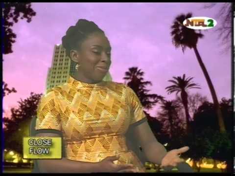 CHIMAMANDA - NIGERIAN ATTITUDE TO RAPE - NTA 2 Lagos