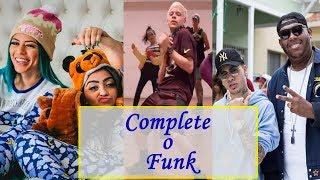 DESAFIO: Complete o Funk! (MC Mirella, MC Kevinho, MC Pedrinho, ...)