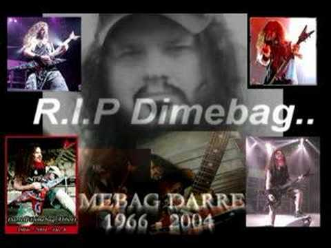 pantera live cemetery gates 92'war in hollywood dime tribute