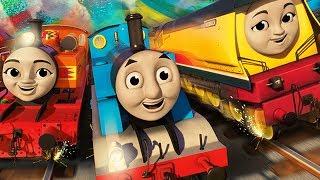 Thomas and Friends | Big World Big Adventure Movie Teaser Trailer