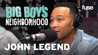 "John Legend Reacts to Being People's 2019 ""Sexiest Man Alive"" 