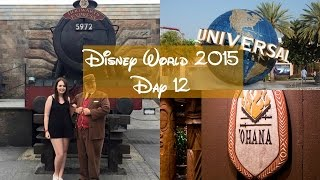 Disney World Vlogs 2015 | Day 12