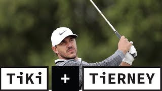 Brooks Koepka Is Flirting With Greatness | Tiki + Tierney
