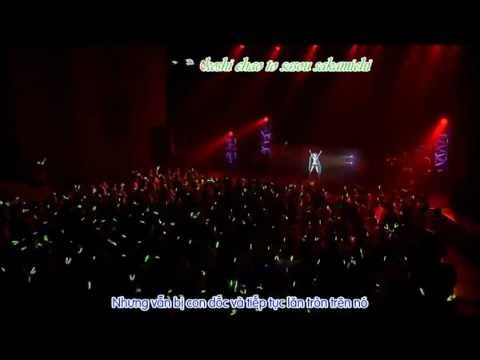 Rolling Girl -  Part 7 - Song 6 - Miku Hatsune- 2011 Sapporo eng subs (Miku 39s Concert 2011)